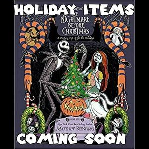 Holiday Items Coming Soon